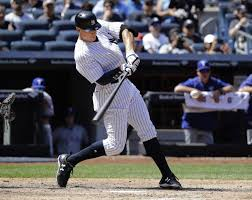 aaron judge homers again but that s it for yankees in 8 1 loss ny
