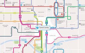 Twin Cities Map Making Oklahoma City U0027s Transit Map In 2014 I Mapping Twin Cities