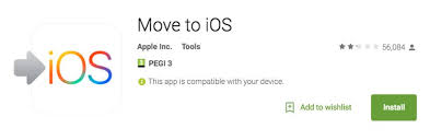 apple to android transfer how to move from android to iphone transfer contacts photos apps