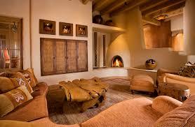 Santa Fe Style Interior Design by Interior Design Portfolio David Naylor Interiors