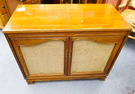 Upcycled Stereo Cabinet Twc Cannon Falls Estate Vintage Collectible Items And Furniture