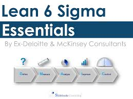 Download Now Lean Six Sigma Tools Online In Ppt By Ex Deloitte Mckinsey Ppt