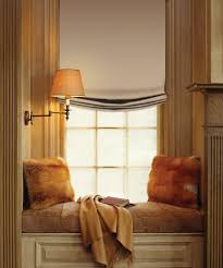 european relaxed roman shade in camelot when in rome roman