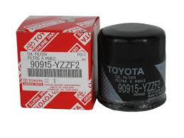 toyota corporation usa amazon com toyota genuine parts 90915 yzzf2 oil filter automotive