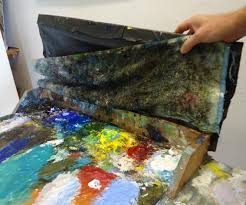acrylic painting tips to help improve your painting process