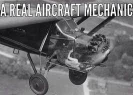 Mechanic Meme - funny aviation memes real world aviation infinite flight community