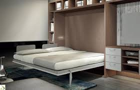 Fold Away Furniture by Bedroom Furniture Fold Down Double Bed Murphy Bed With Shelves