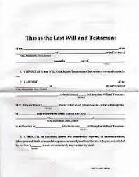 Template Wills by Canadian Wills How Are We Better
