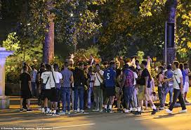 race activist s warning after hyde park riots as all