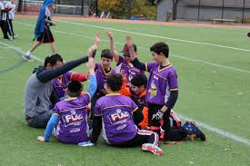 Youth Flag Football Practice Nfl Flag Football League The Riverdale Y