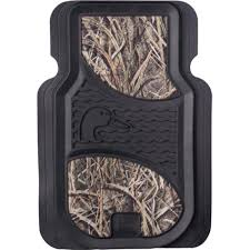 Ducks Unlimited Home Decor Ducks Unlimited Universal Camo Floor Mat Set Mossy Oak