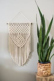 How High To Hang Art Best 25 Macrame Wall Hanging Diy Ideas On Pinterest Wall