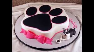 birthday cakes for dogs dog birthday cake by thefoodventure