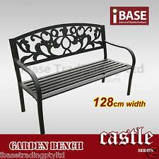 Metal Garden Benches Australia Outdoor Benches Ebay