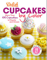cupcake decorating ideas delish cupcakes by color content