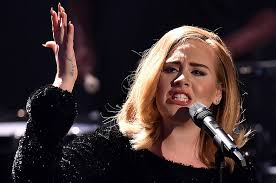 justin bieber all around the world rtl adele says technical issues during grammys performance made her