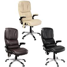 Ergonomic Home Office Desk by Gym Equipment Ergonomic Massage Home Office Chair 6 Heated Vibrating