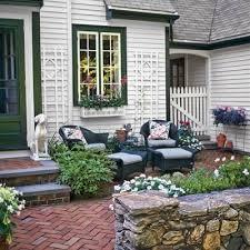 Front Yard Patio 25 Best Front Porch Design Ideas On Pinterest Front Porch Inside