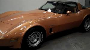 1982 corvettes for sale by owner 1982 chevrolet corvette one owner for sale occlassiccars