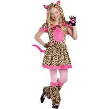 cattitude girls u0027 child halloween costume medium walmart com