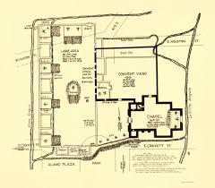 Map Of San Antonio Tx Old Map Texas Revolution Alamo In San Antonio 1836