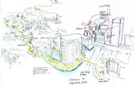 In And Out Map New Life Into Deptford Creek Riverwatch Returns