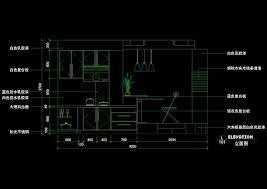 Autocad For Kitchen Design by Modern Kitchen Design Drawings Facade Autocad Drawing Autocad