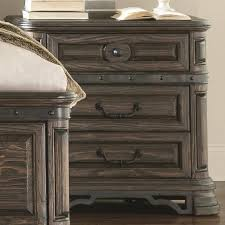 coaster furniture 204042 carlsbad traditional night stand in dark