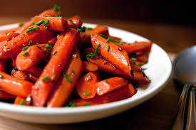 carrots thanksgiving stir fried balsamic ginger carrots recipe nyt cooking