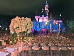 how to have your dream disney fairy tale wedding glamour