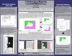 maps mapping assets properties and spaces csm maps and real estate showcased their collaborative effort to produce more accurate and reliable floorplans otcs s and space utilization records by
