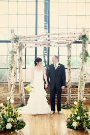 wedding arches chicago ravenswood event center wedding by e roscoe photography