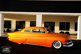 slammed 1951 chop top merc mercury kustom beautiful the h a m b