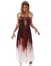 Queen Halloween Costumes Amazon Orion Costumes Womens Carrie Bloody Prom Queen