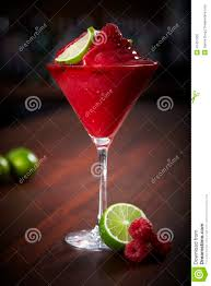 martini raspberry raspberry daiquiri stock photo image 41437005