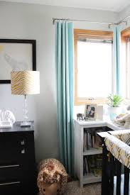 Nursery Curtains With Blackout Lining by Blackout Curtains An Easy How To I Promise The Caldwell Project
