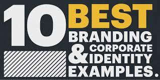 corporate design corporate identity 10 best branding corporate identity design exles
