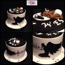 900 812720wzkf musical baby shower cake made with clients logo jpg