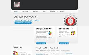 pdf cloud tools chrome web store