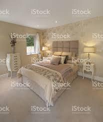 cream and gold bedroom stock photo 185115477 istock