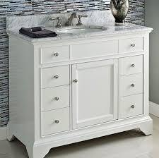 42 Inch Bathroom Vanity Cabinet Bathroom Great Ideas Innovative 42 Inch Vanity Cabinet In White