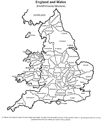 Map Of England And Scotland by England And Wales Pre 1974 Genealogy Familysearch Wiki