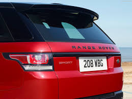 Land Rover Range Rover Sport Hst 2016 Pictures Information