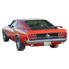 mustang rear louvers mustang rear window louvers aluminum fastback 1969 1970