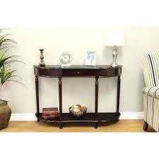 homco home interior gold entryway table cherry storage console table home interior