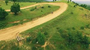 on road motocross bikes dirt bike drifting off road path extreme bike competition