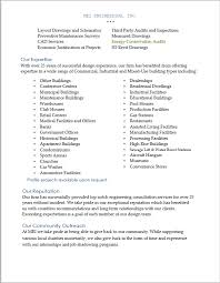 Job Shadowing Resume by Employment Opportunities