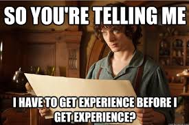 Volunteer Meme - how being a student volunteer has improved my university experience