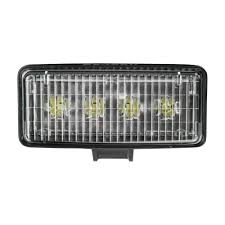 led automotive work light blazer international led 5 in x 2 in rectangular work light cwl509