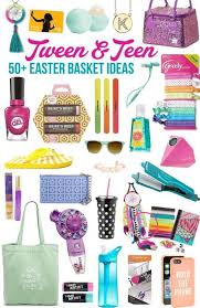 50 great ideas for easter basket fillers for tween and